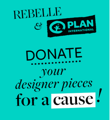 Rebelle & Plan - Donate