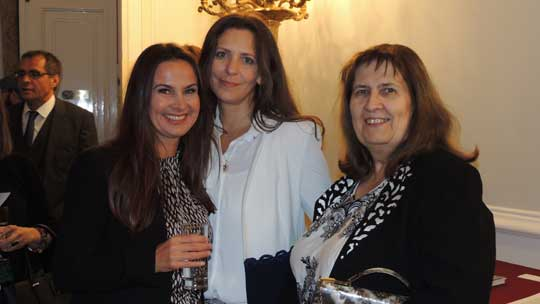 Preisträgerin Hofmeister-mit-Familie