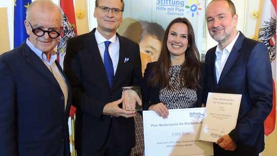 Preisträgerin 2017 Mag.a Ursula Hofmeister cPlan