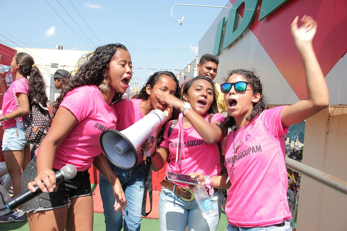 Foto © Plan International / Maurício Neto | Bild stammt aus einem ähnlichen Plan-Projekt in Brasilien