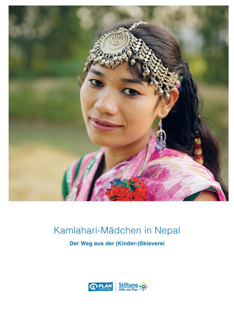 Bericht Kamlahari-Mädchen in Nepal
