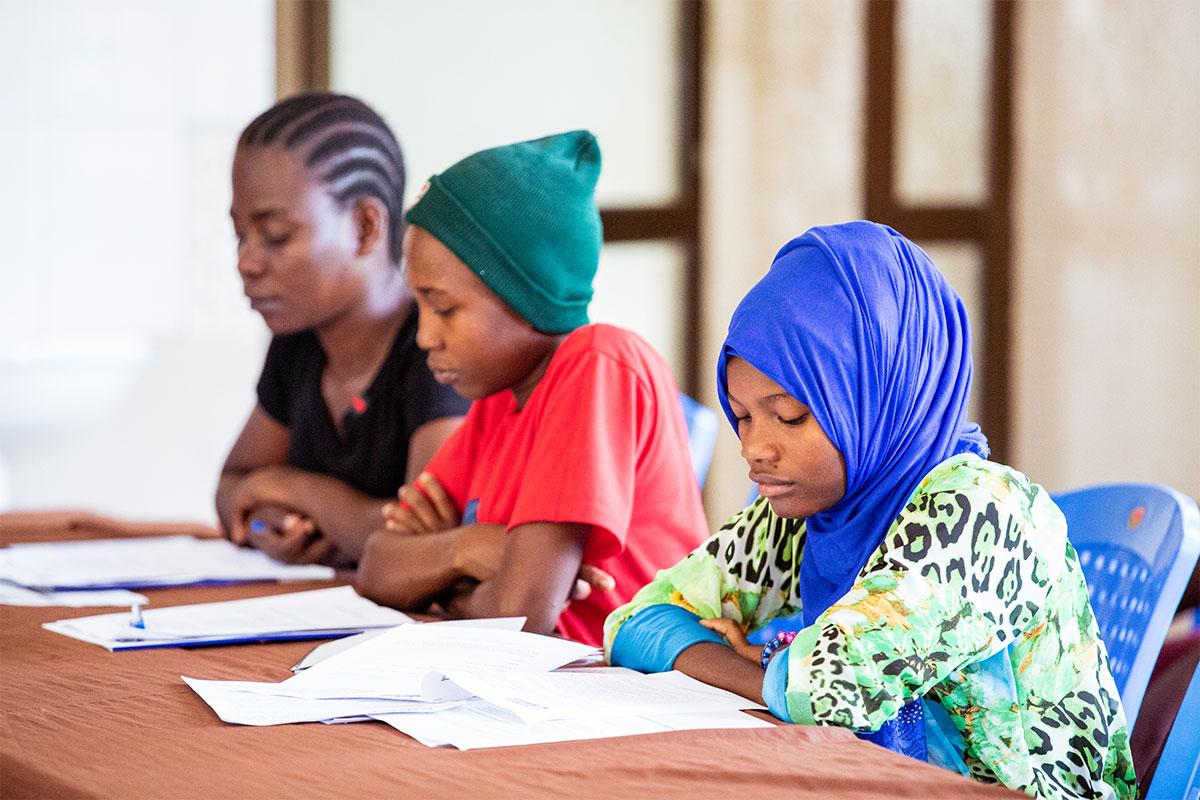 Kinderrechte stärken durch Komitees und Kinderclubs.